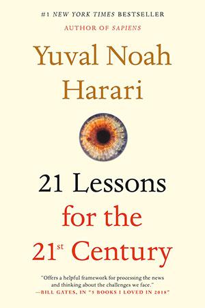ইউভাল নোয়াহ হারারি: প্রযুক্তি কেন স্বৈরাচারের পক্ষে