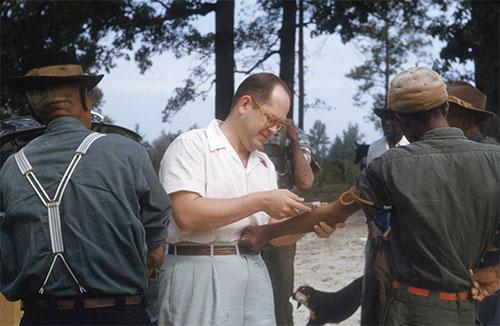 টাস্কিগি এক্সপেরিমেন্ট (১৯৩২-১৯৭২) — কুখ্যাত সিফিলিস গবেষণা